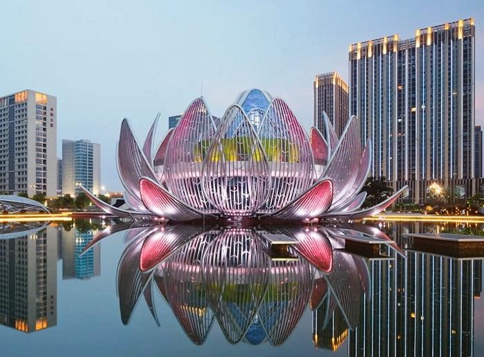 The Lotus Building (Wujin, China)