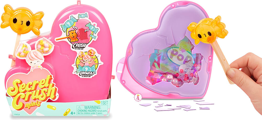 Мини куклы Secret Crush Minis от MGA Entertainment