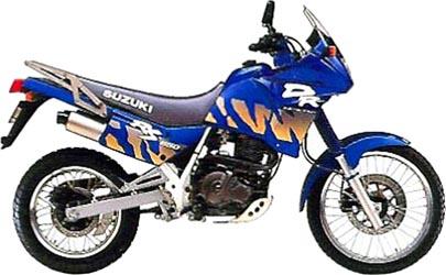 motos trail clasicas suzuki dr 600 r 650 r 650 rs 650 rse. Black Bedroom Furniture Sets. Home Design Ideas