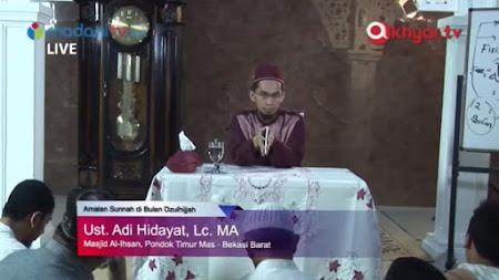 Frekuensi siaran Akhyar TV di satelit Palapa D Terbaru