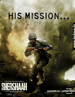 Shershaah First Look Poster 6
