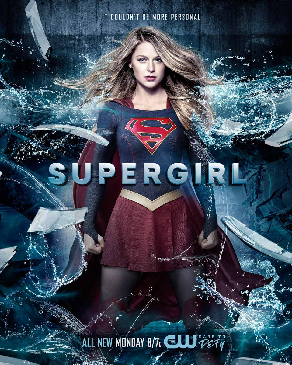 Supergirl 2x19 Alex poster
