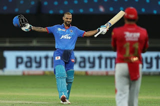 Shikhar Dhawan 106* vs Kings XI Punjab Highlights
