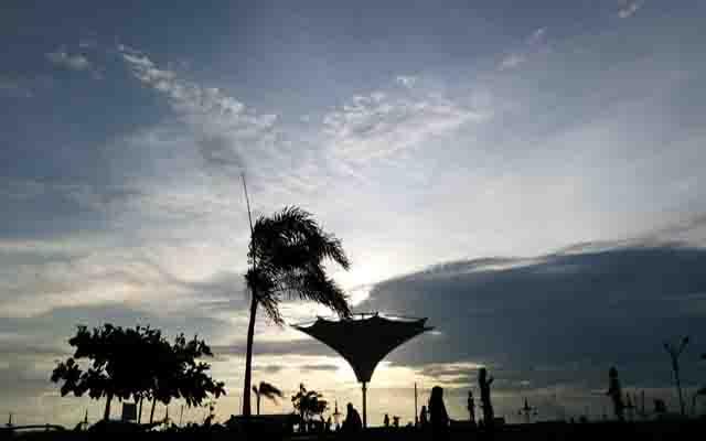 Dermaga Bom - Tempat Nongkrong di Kalianda