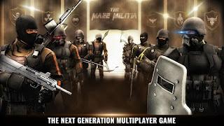 MazeMilitia: LAN, Online Multiplayer Shooting Game  v1.9 Mod