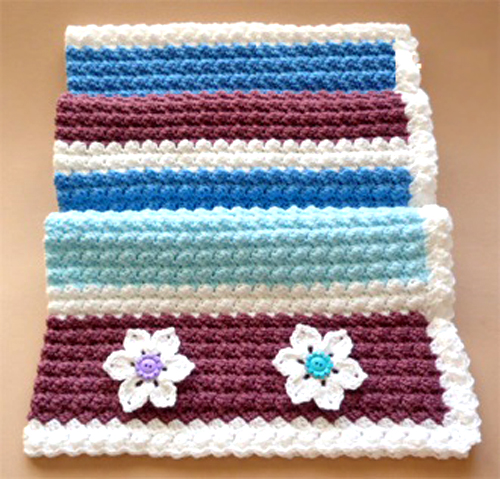 Everyday Blanket - Free Pattern