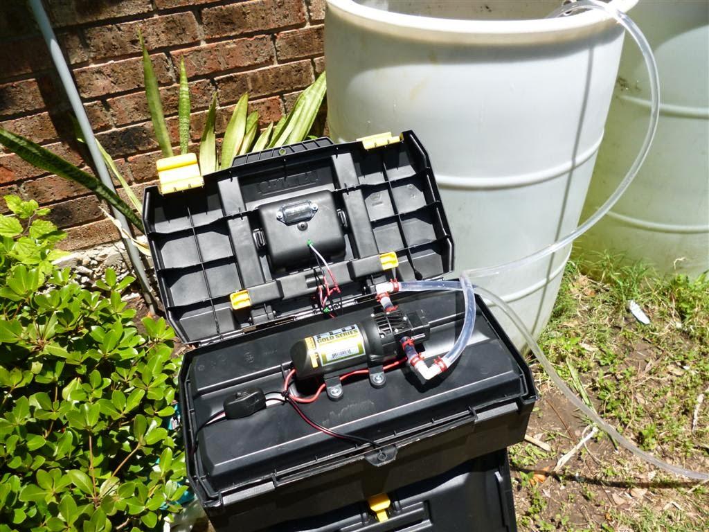 Images Of Rain Barrel Water Pump Solar
