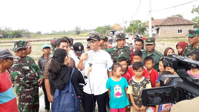 Camat Kronjo: TMMD 105 Pendobrak Potensi Desa