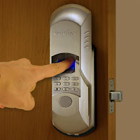 Portland locksmith Biometric lock