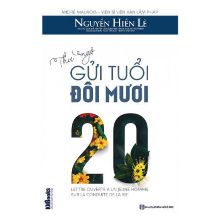 Thư Ngỏ Gửi Tuổi Đôi Mươi (Bộ Sách Cha Mẹ Khéo - Con Thành Công) ebook PDF-EPUB-AWZ3-PRC-MOBI