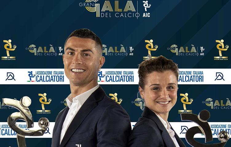Pobjednici Gran Galà del Calcio