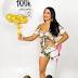 Digital influencer Juliana Andrade cicerodantense  atinge a marca de 100 mil seguidores.