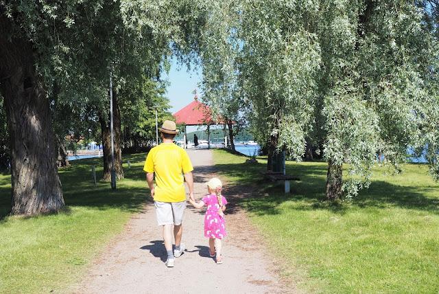 Halkosaari, Lappeenranta, postikortti, visiitti, saimaa, kotimaanmatkailu, kesaloma lappeenrannassa