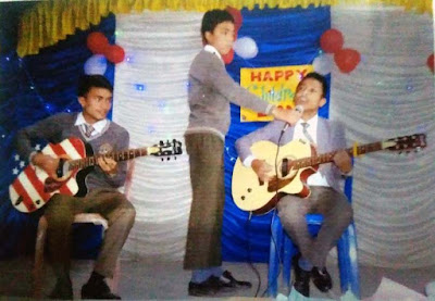 Childrens Day at Rungbee jnanpith high school mungpoo