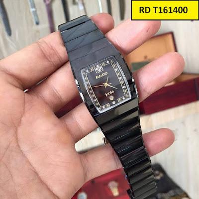 đồng hồ nam mặt vuông, đồng hồ nam mặt chữ nhật RD T161400