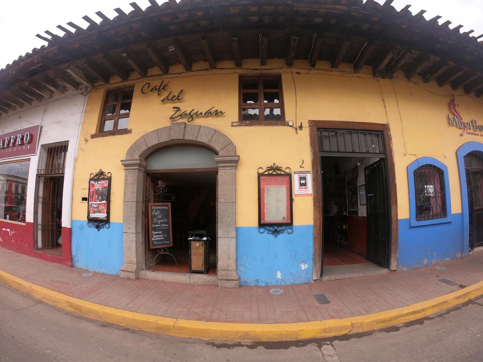 Los 5 mejores platillos del Café del Zaguán