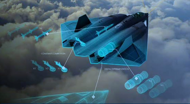 The US Air Force next fighter Jet released in the biennial report.