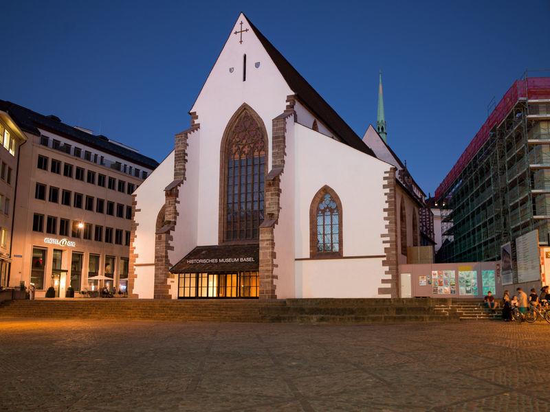 Museu Histórico de Basel (Barfuesserkirche)