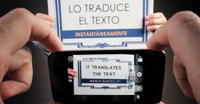 Cara Gunakan Kamera Smartphone untuk Terjemah