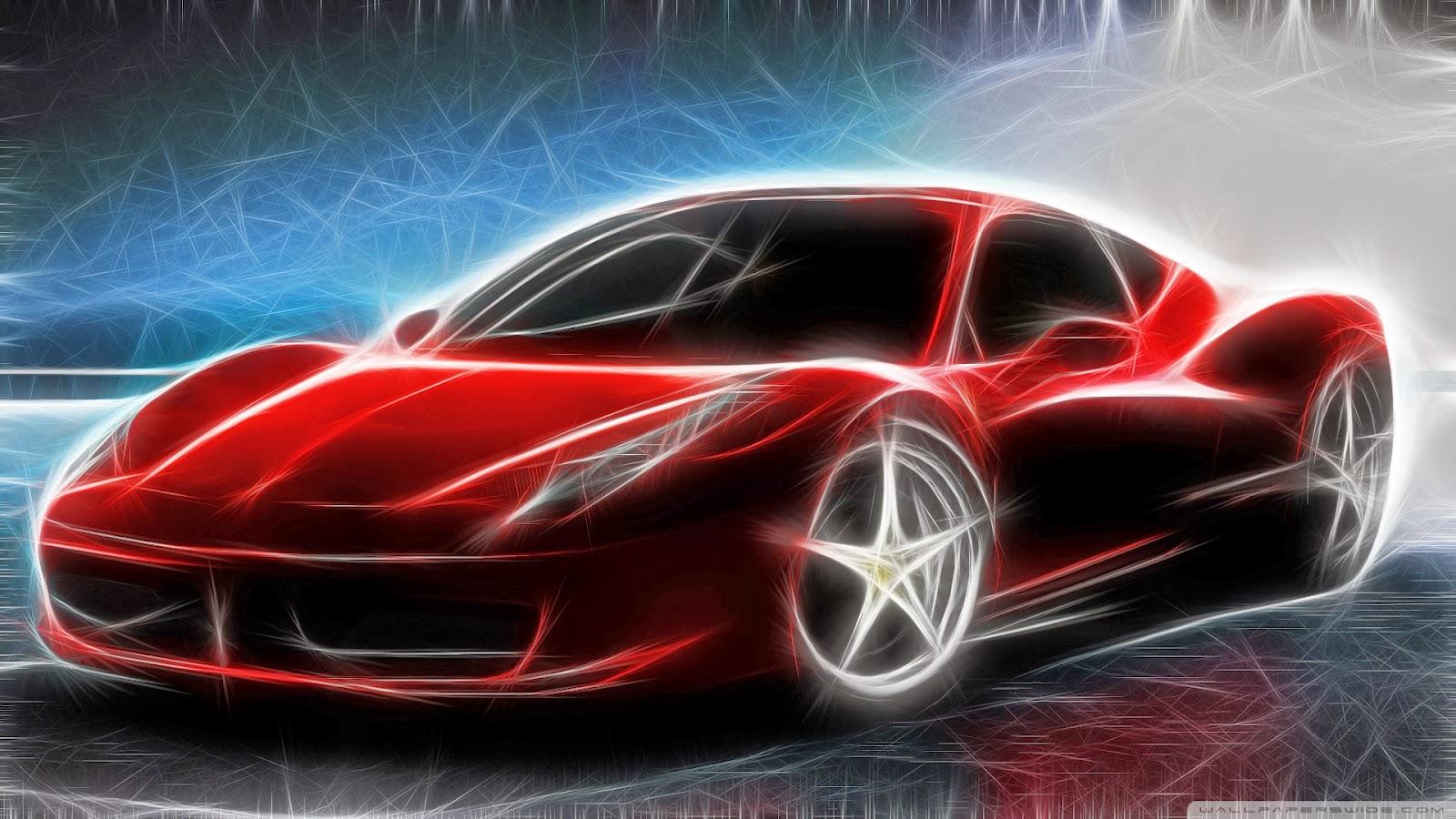 Wallpaper Hp Keren: IPHONE: Wallpaper Ferrari HD