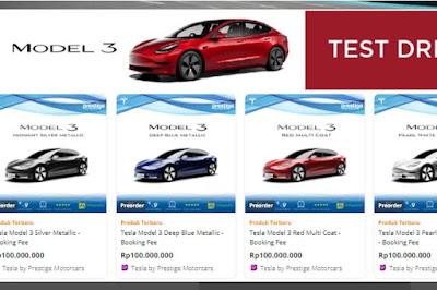 Pemerintah Buat Terobosan Baru Kerja Sama Mobil ala Tesla, LG, dan CATL