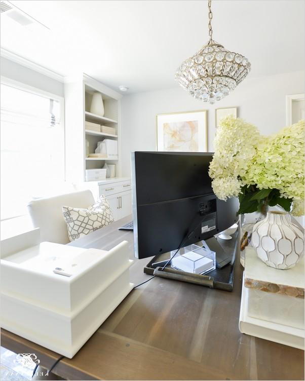 Living Room Computer Desk Home Interior Exterior Decor Design Ideas