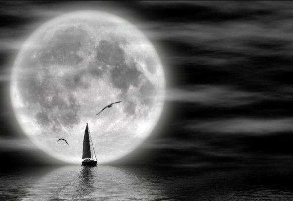 Naufragio de Pensamientos Luna