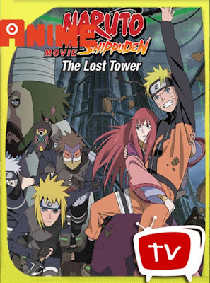 Naruto Shippūden 4: La torre perdida(2010)HD [720P] Sub Español[GoogleDrive] DizonHD
