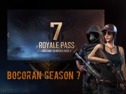 Royale pass season 7 pubg mobile