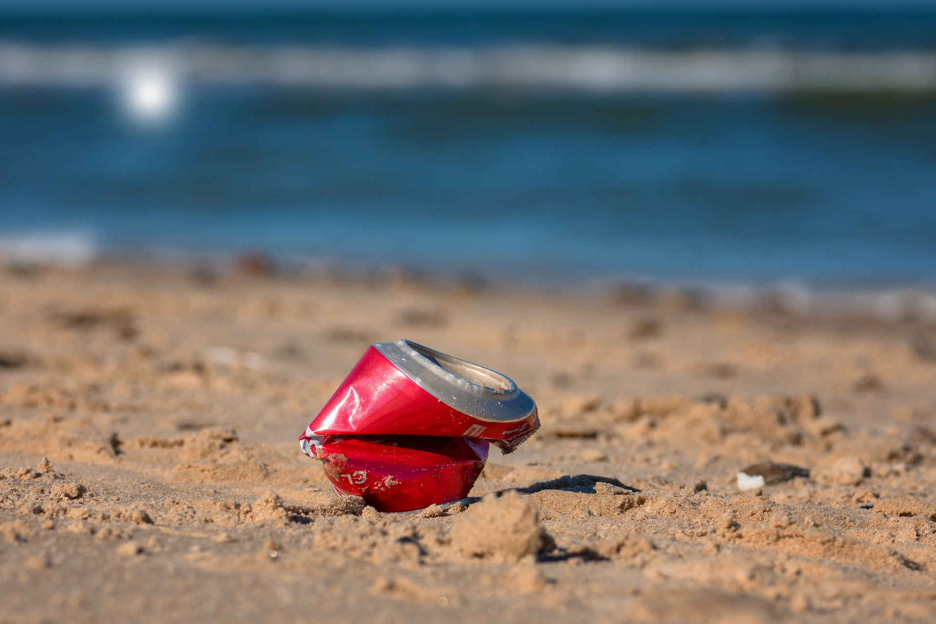 Praias sujas