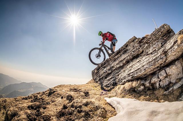 Mountainbike Tour: Monte Generoso/ Tessin/ Lugano