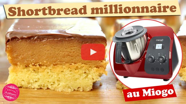 video shortbread millionnaire