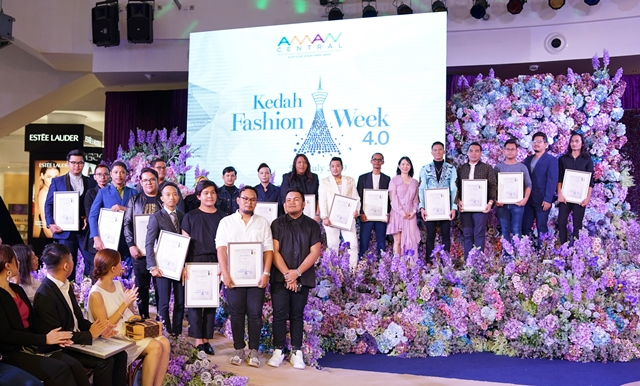 KEDAH Fashion Week 4.0, Kedah Fashion Week 2019, Fashion Week, Kedah Fashion Week Experience, Kedah Fashion Week Designers' Awards, Aman Central, Kedah Fashion Week Aman Central, Fashion,