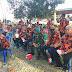 Pelda Yosef Padang Koramil 1403-04/Padang Sappa Menghadiri Pemilihan Pengurus Pemuda Pancasila di Desa Lengkong Kab. Luwu