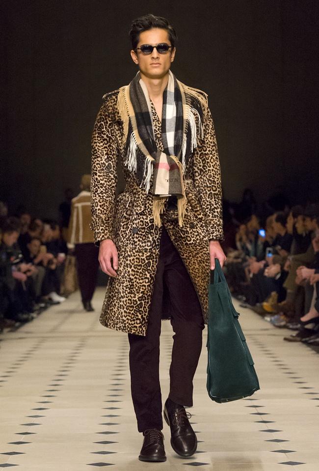DressCode:HighFashion: Burberry Prorsum Menswear F/W 15/16