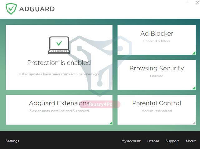 تحميل برنامج Adguard Premium 2020 أقوي مانع إعلانات للكمبيوتر