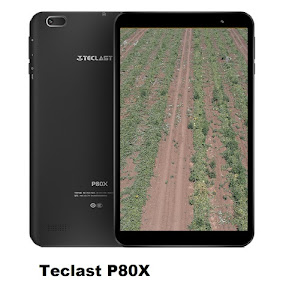 Teclast P80X Android tablet