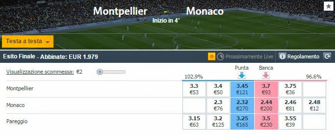 Ligue 1 Betfair.it