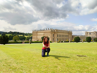 Palacio de Chatsworth, Peak District, Condado de Derbyshire, Reino Unido