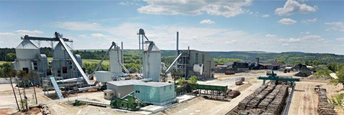 Planta francesa de generación eléctrica y biocarbón a partir de pirólisis