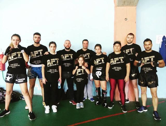 Πολύ καλή εμφάνιση του ALTOUNIS FIGHT TEAM στο Παλαμήδειο πρωτάθλημα πολεμικών Τεχνών στο Ναύπλιο