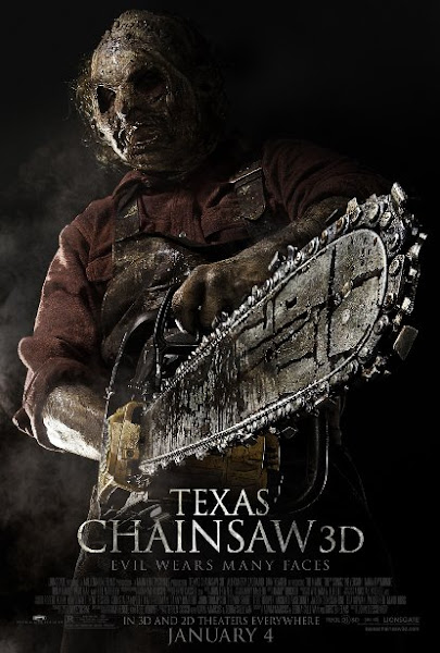 Poster Of Texas Chainsaw 2013 720p Hindi BRRip Dual Audio Full Movie Download