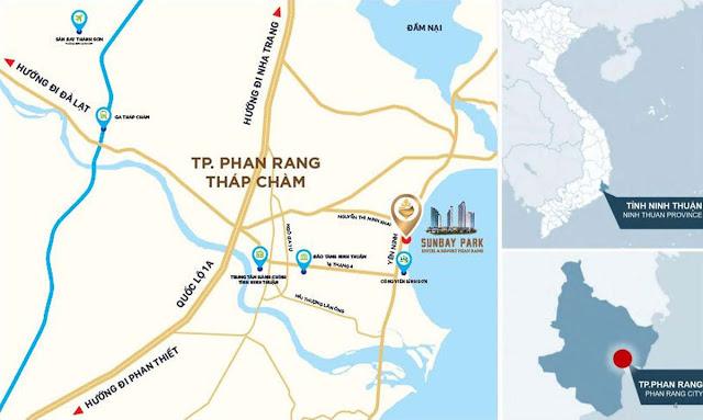 sunbay park Phan Rang