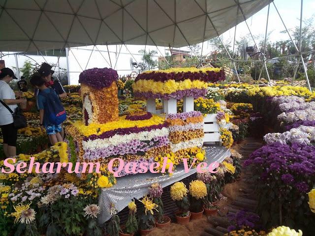 Gambar-gambar Menarik Royal Floria Putrajaya 2016