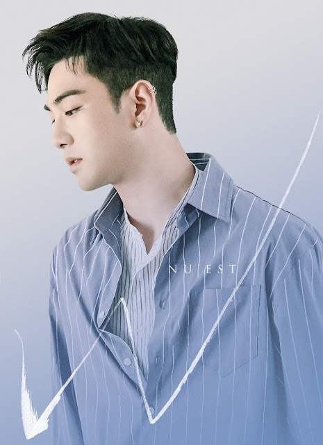 "NU""EST W - If You Baekho"