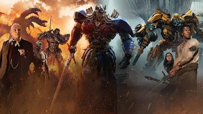 Transformers: O Último Cavaleiro, próxima segunda na Tela Quente da Globo