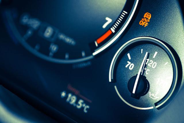 termperaturegauge classic car