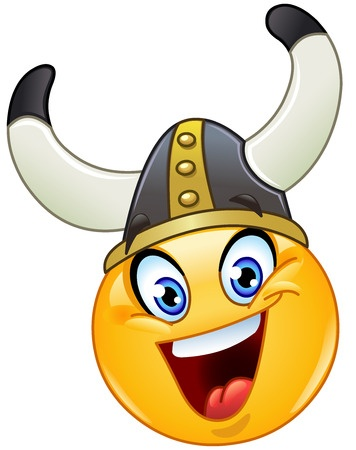 Viking Smiley
