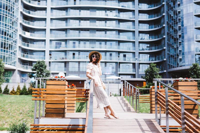 как одеваться стильно летом 2017