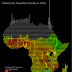 Malaria and Population Density in Africa